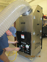 Harris Services - Services - Air Duct Cleaning